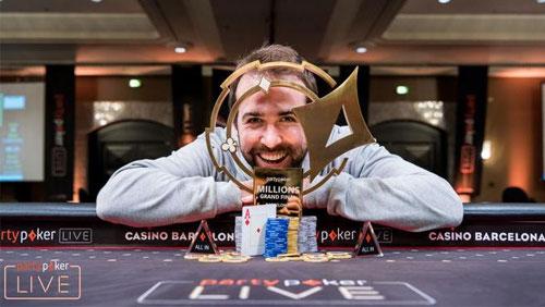 Lefrancois wins partypoker MILLIONS Grand Final; Cairat takes finale title