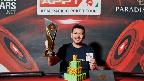 Muskan Sethi joins PokerStars.IN as a brand ambassador; APPT Seoul round-up