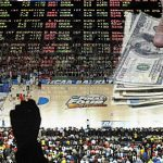 Nevada casino sportsbooks set new basketball betting record
