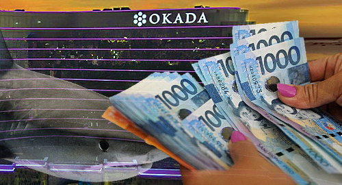 Philippines finalizing casino loan shark bill as gambler rescued