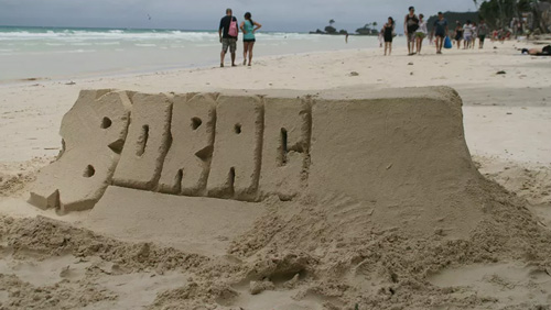 Philippine lawmakers probe casino construction, closure of Boracay Island