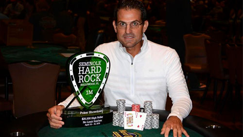 Rheem comes close to WPTDeepStacks title in Amsterdam; Adams wins in Florida