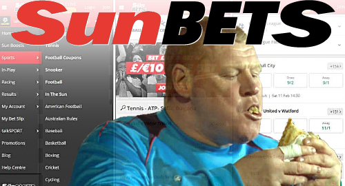 Sun Bets spanked over PieGate, self-exclusion failures