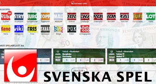 Svenska Spel's online gambling growth outpaces int'l competitors