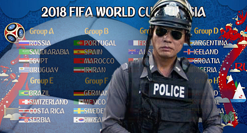 Thailand, Hong Kong cops prep World Cup betting ban hammers