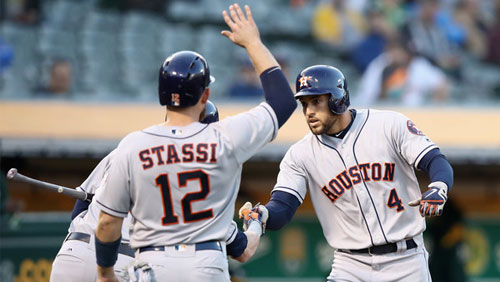 AL Pennant Odds Update: Astros Leading Red Sox, Yankees