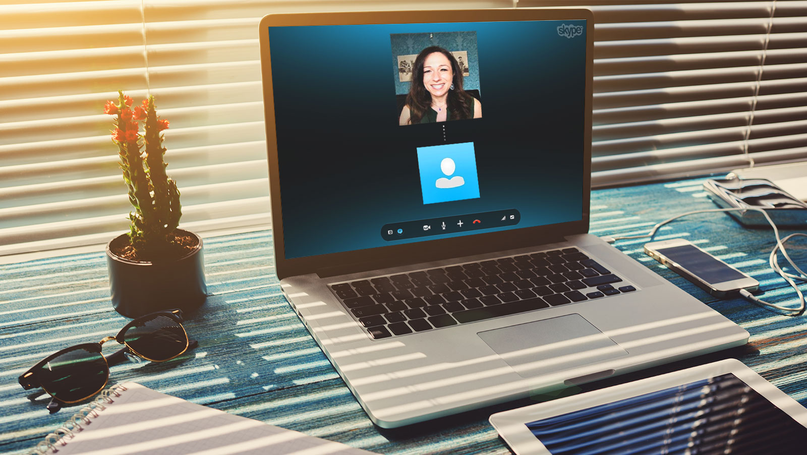 Becky's Affiliated: Top tips on how to film the best Skype video interview