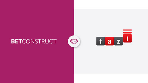 BetConstruct partners with Fazi