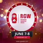 Crypto, neural networks, affiliate marketing: what to expect at Russian Gaming Week 2018