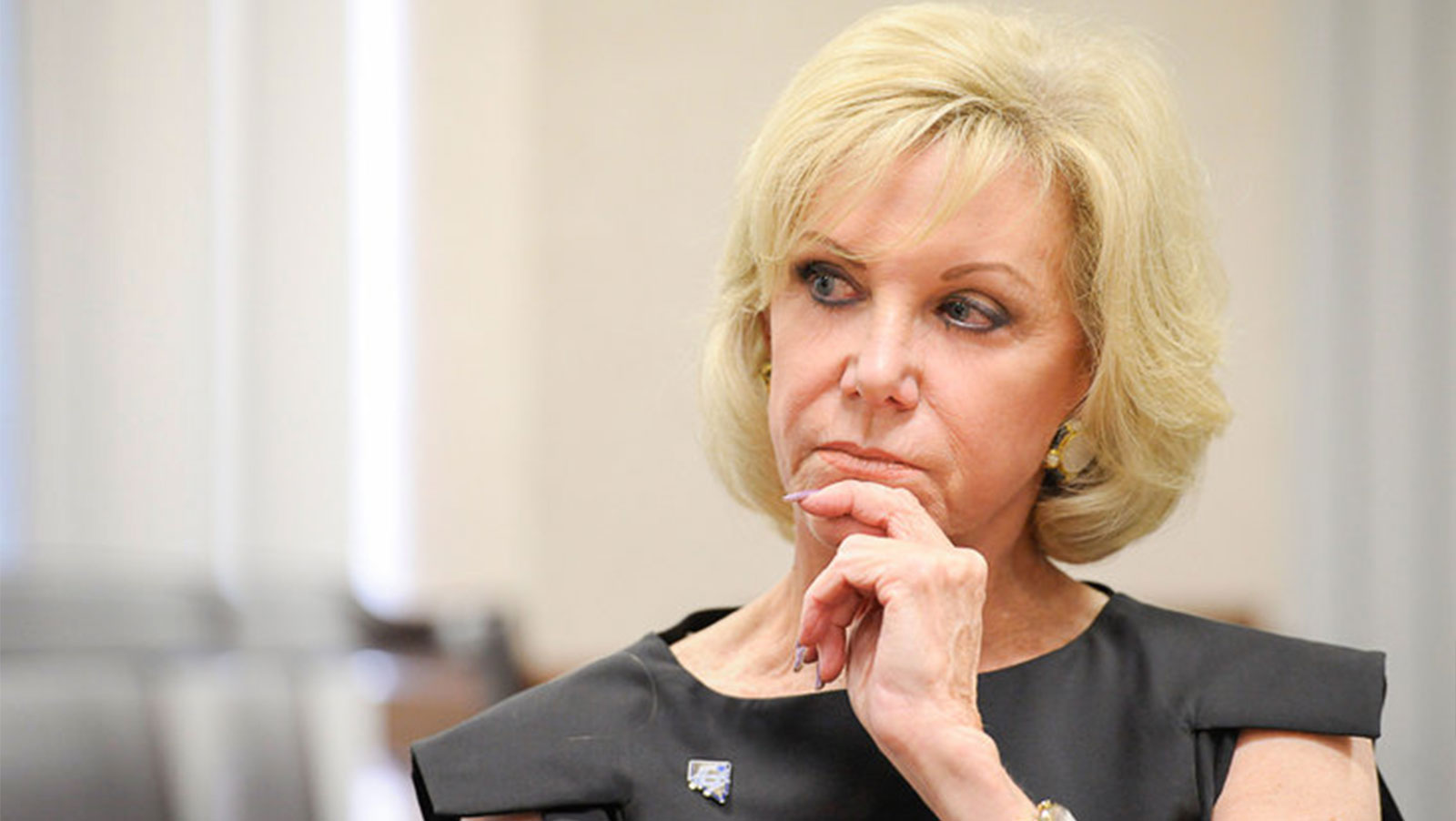 Elaine Wynn may have a point