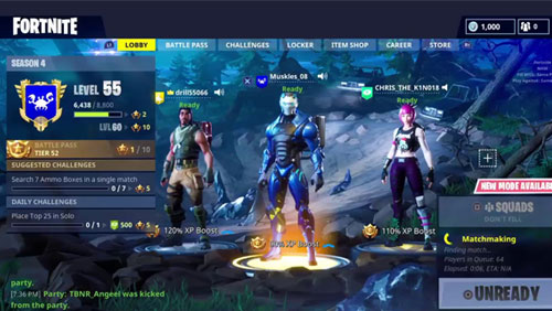 Epic Games pledge $100m to Fortnite pro season leaving sports books excited