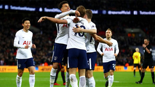 EPL review week 36: Spurs move within touching distance of the Champions League