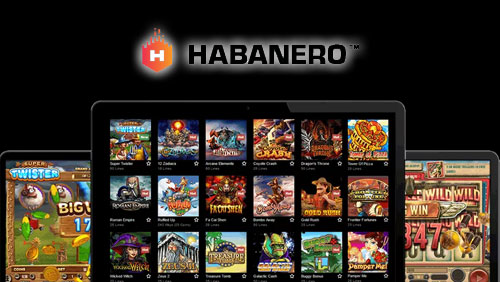 Habanero agrees GAMEIOM collaboration