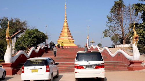 Insurgents attack Myanmar border casino: report