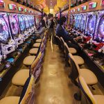Japanese pachinko hall operator Dynam sees profits rise in FY17
