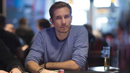 Julian Thomas: the next German SHR crusher in waiting