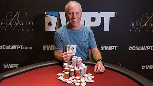 Larry Greenberg joins the WPT Champions Club; Gilmartin snags film role