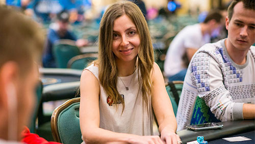 Maria Konnikova goes from poker author to poker star
