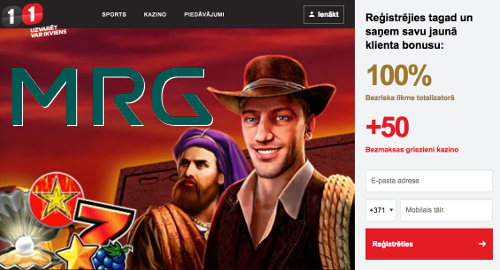 Mr Green rebrands as MRG, buys 11.lv Latvian online gambling ops