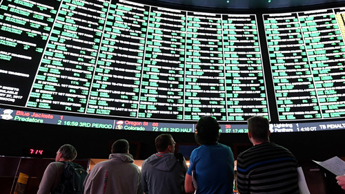 NFL seeks uniform standards on US sports gambling