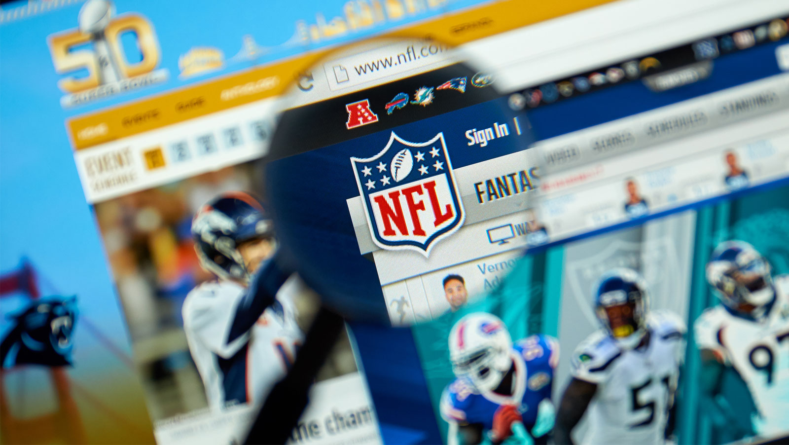 NFL Win Totals Hit Sportsbooks for 2018 Season