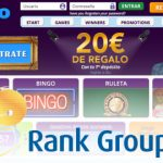 Rank Group buy Spain's number-two online bingo operator