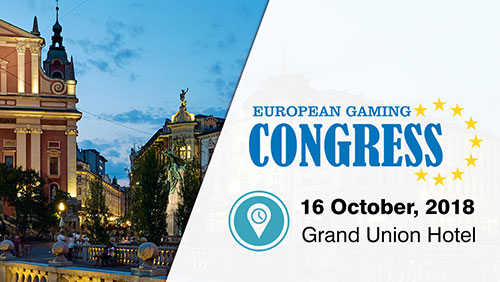 Save the date for the inaugural European Gaming Congress in Ljubljana