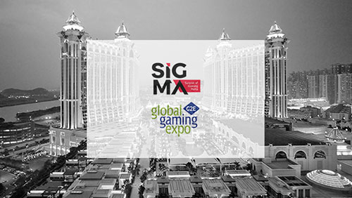 SiGMA is exhibiting at G2E Asia 2018