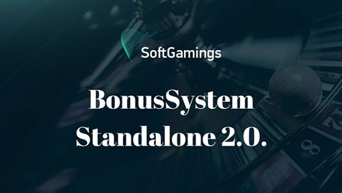 SoftGamings is pleased to announce the launch of Bonus System Standalone v2.0