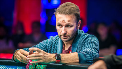 Super High Roller Bowl Day 1: Negreanu leads; Polk and Rast are out