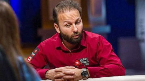 Super High Roller Day 3: Daniel Negreanu headlines final table