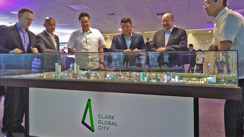 Udenna plans $5B investment in Philippines' Clark Global City