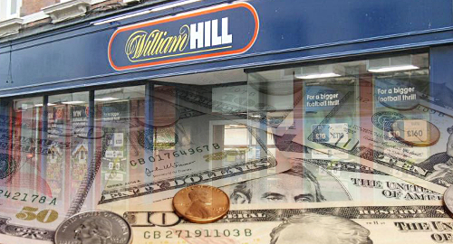 William Hill credit online and US ops for offsetting retail weakness