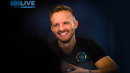 888Live Barcelona: Martin Jacobson on the WSOP; HR politics and more