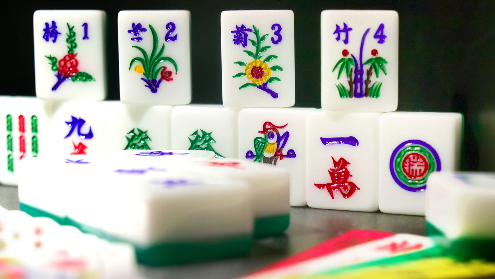 Becky's Affiliated: Online Mahjong, the unsung hero of the Asia ...