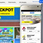 Camelot reports record digital lottery sales, retail decline