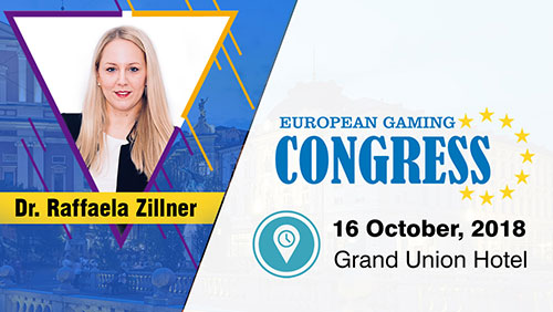 Dr. Raffaela Zillner, LL.M to join European Gaming Congress (EGC 2018) Ljubljana, Austrian market update