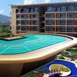 Hainan's dormant cashless casinos ordering baccarat tables