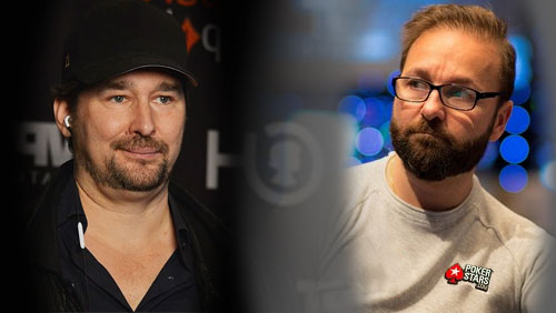 Hellmuth vs. Negreanu, and the $10,000 bracelet bet