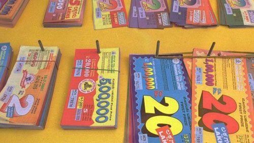 India's Comptroller warns of lottery ticket scam