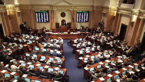 Kentucky lawmakers form dream team to draft sports betting bill