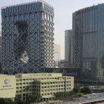 Macau christens Zaha Hadid-designed Morpheus casino