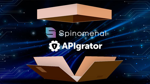Meet Spinomenal in the Unified Protocol for games integration - APIgrator
