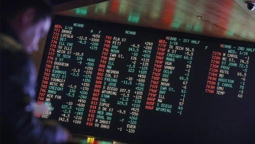 The Mouthpiece: Expanded sports betting and problem gambling--some legal questions