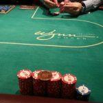 Poker pros chop record pot at Wynn Summer Classic