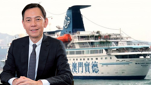 Success Universe chairman increases stake in casino company
