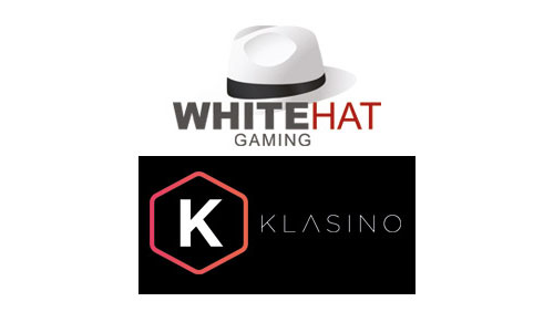 White Hat Gaming launches with Klasino.com