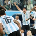 World Cup round-up: Argentina leaves it late but joins Croatia in last 16