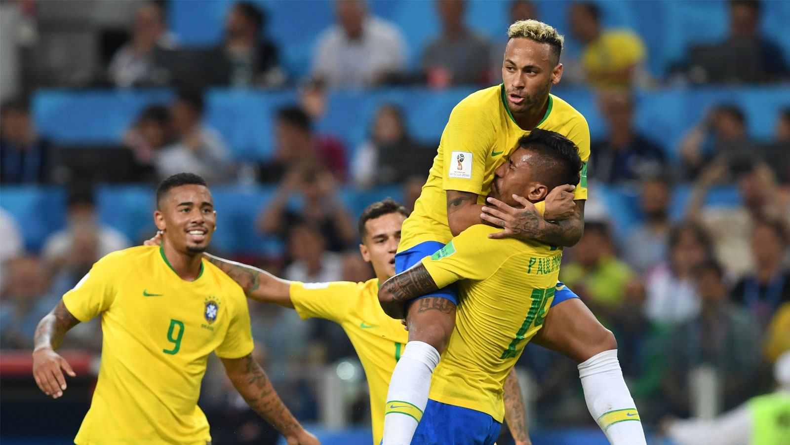 World Cup Round-Up: the boys from Brazil go through with the Swiss
