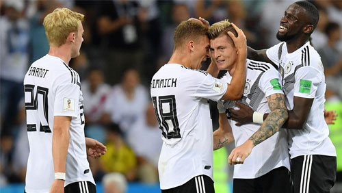 World Cup Round-Up: Brazil and Germany leave it late